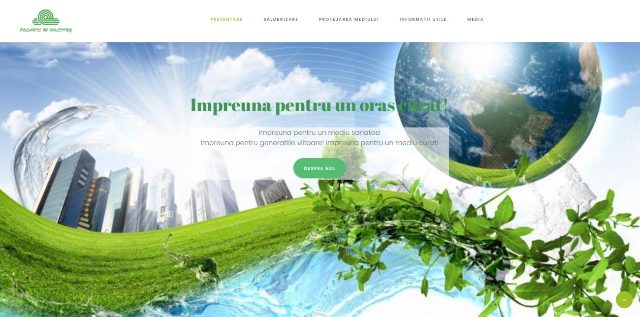 Noul site Polaris.ro